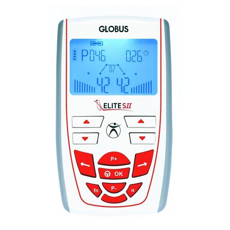 Globus Elite S2 Elettrostimolatore 2 Canali - SANITAS