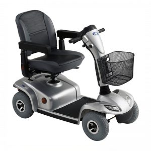 Scooter Elettrico Invacare Leo - SANITAS